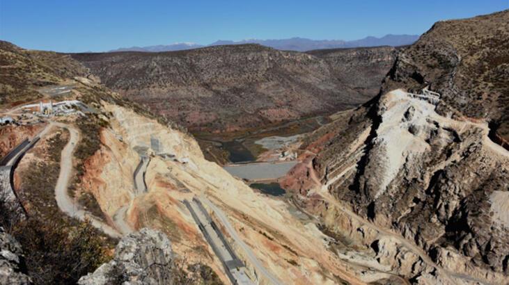 Silvan Barajı 2019'da su tutacak!