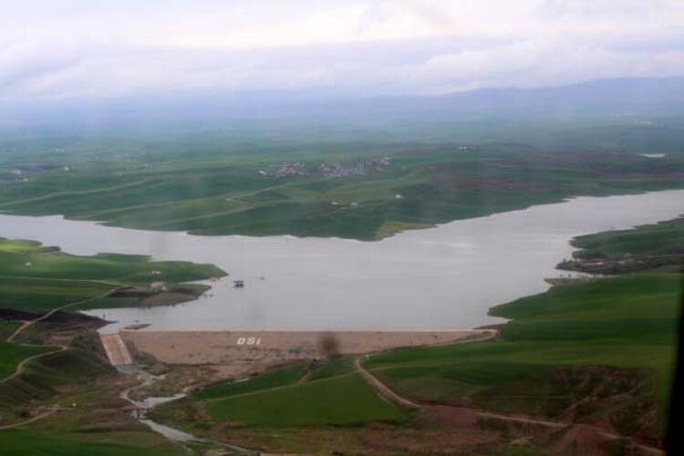 Diyarbakır'ın bereketli ovaları suyla buluşacak