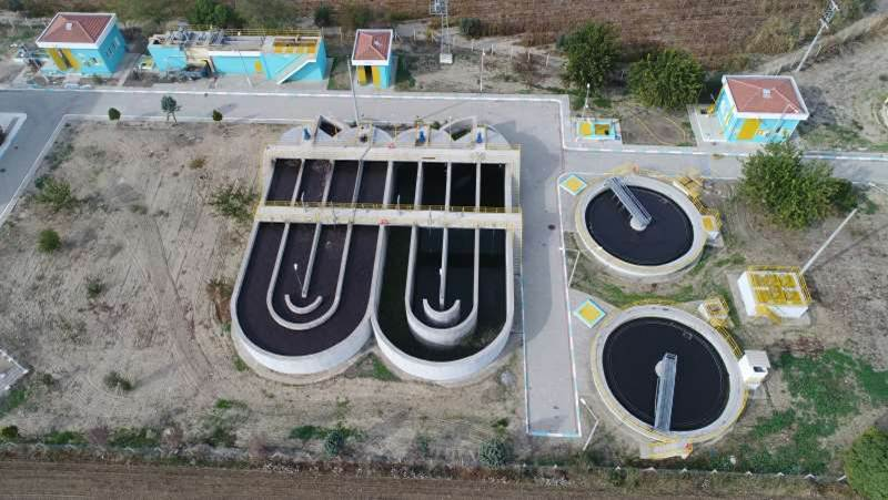 SEWERAGE AND DRINKING WATER