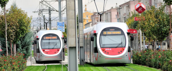 KAYSERI 2. AND 3. STAGE RAIL TRANSPORT SYSTEMS AND NEW LINES CONSTRUCTION PROJECT OF THE EXISTING STORAGE AREA