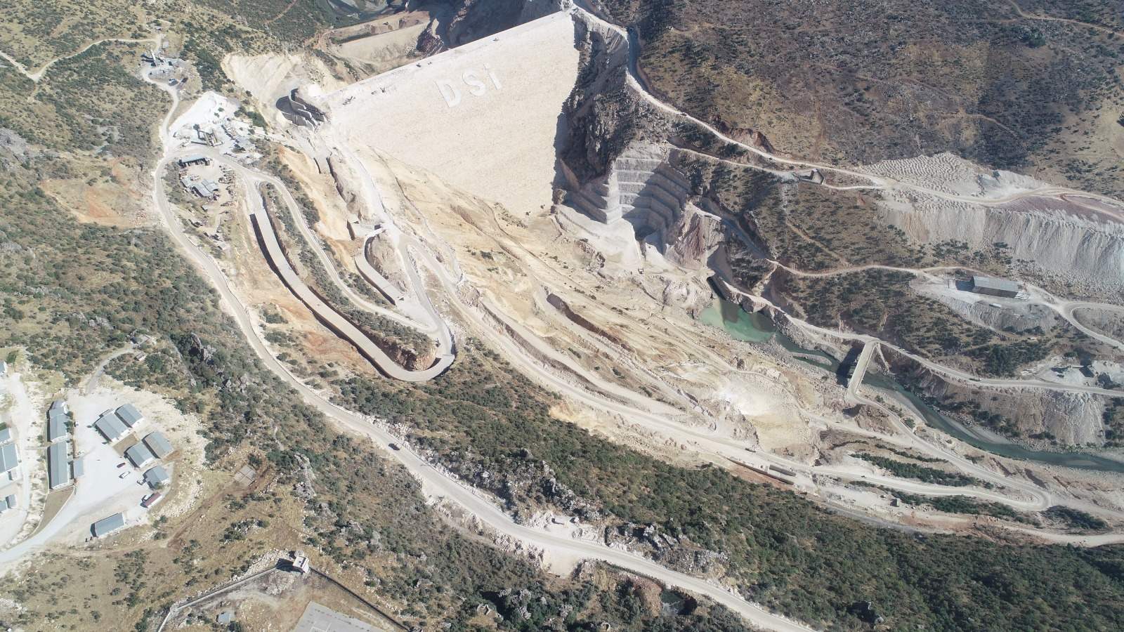 DAM AND HEPP CONSTRUCTIONS